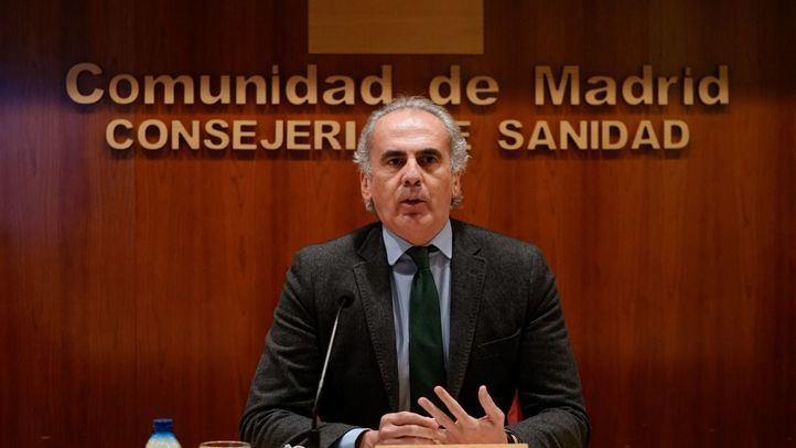 Escudero repite como consejero de Sanidad tras ser rostro de la gestión de la crisis en Madrid