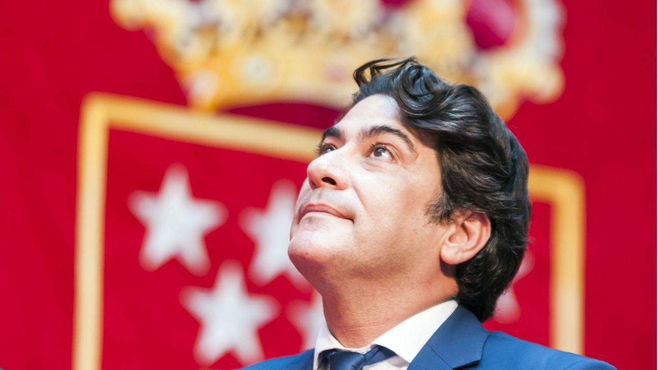 David Pérez cambia la cartera de Vivienda y Administración local por la de Transportes e Infraestructuras