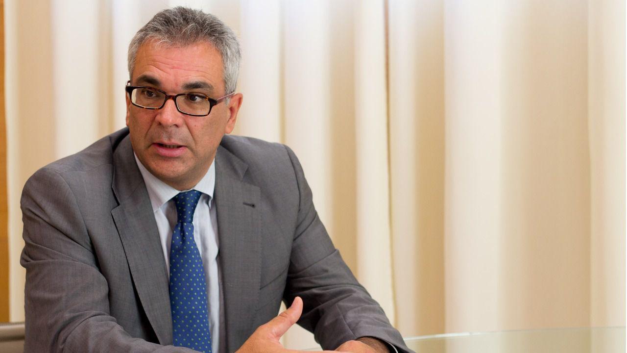 Carlos Izquierdo, el fichaje de Ayuso para la Consejería de Administración Local y Digitalización