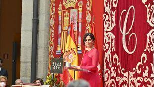 Lea aquí el discurso íntegro de investidura de Isabel Díaz Ayuso