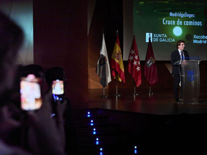 Madrid da la bienvenida a su Semana Xacobeo llena de música, cine y gastronomía tradicional