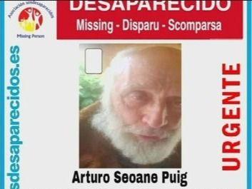 Buscan a un hombre de 80 años desaparecido el pasado lunes en Pozuelo de Alarcón