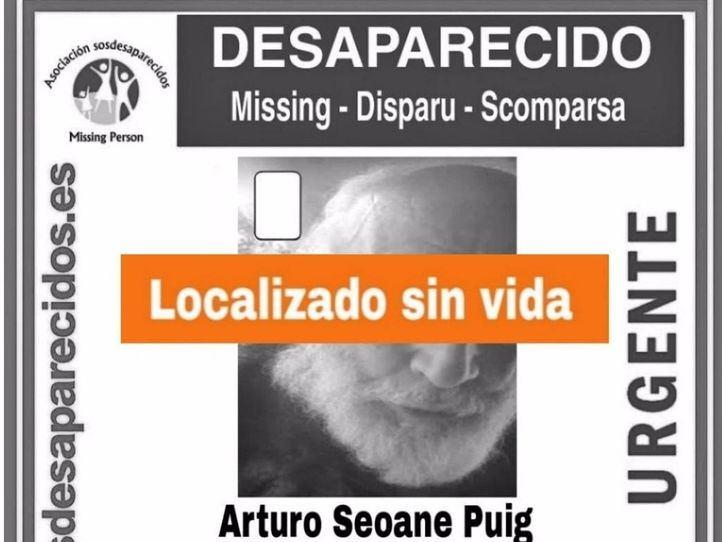 Localizan sin vida al anciano con Alzheimer desaparecido en Pozuelo