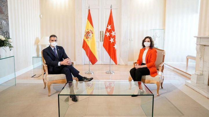 Pedro Sánchez e Isabel Díaz Ayuso se reunirán de nuevo.