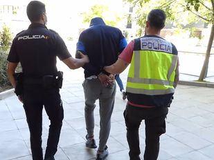 Foto de archivo de una detención