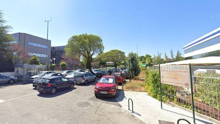 Calle Gobelas, esquina con Avenida Vascongadas, uno de los lugares donde se van a realizar las obras