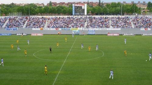 Estadio de Butarque