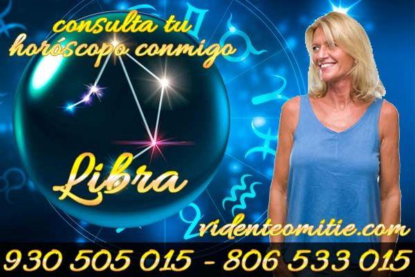 Luna Vila habla sobre el tarot del trabajo para el signo Libra, debes hoy valorar mucho tu trabajo