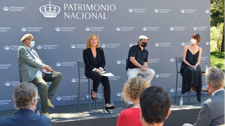 Presentación del 'Jazz Palacio Real 2021'.