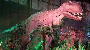 Llega a Madrid Dino World, la mejor experiencia virtual lúdica para toda la familia