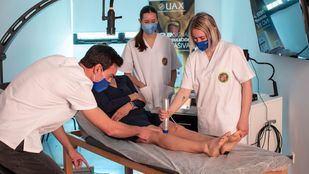 UAX lidera los estudios de sostenibilidad sanitaria entre sus estudiantes