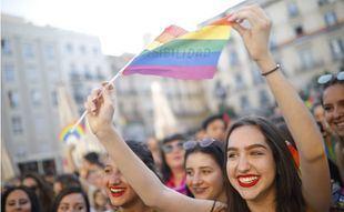 Arranca un Orgullo poco festivo, pero cargado de reivindicación y empuje a la 'ley trans'