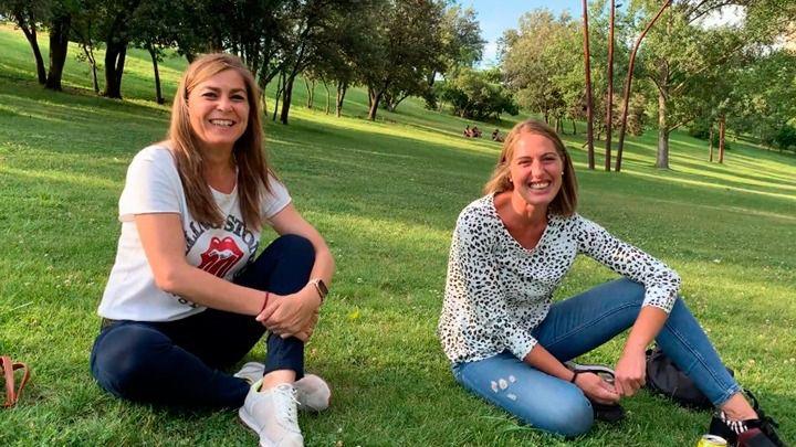 Dos almas gemelas unidas en Tres Cantos por misiones militares