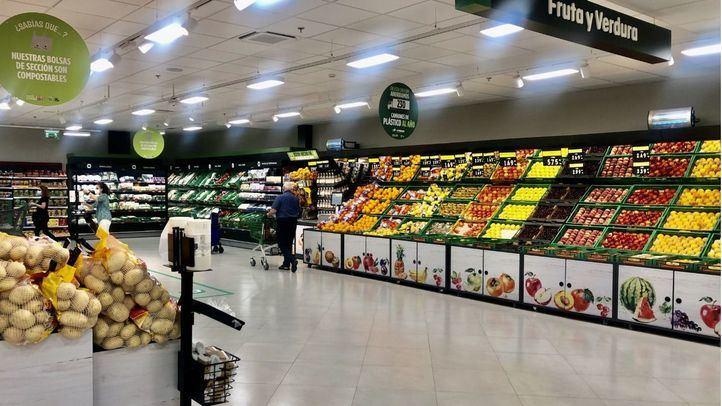 Mercadona inaugura su nuevo modelo de tienda eficiente en Fuenlabrada