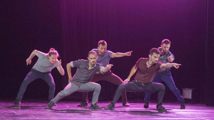 'La maldición de los hombres Malboro' en el teatro La Latina