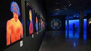 Una muestra explora el color en Espacio Fundación Telefónica