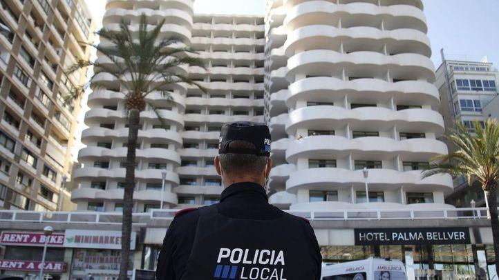 Más de un centenar de jóvenes confinados en Mallorca regresan a sus casas