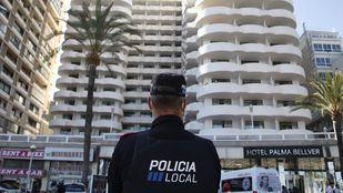 Los 20 estudiantes confinados en Palma ya están en Madrid
