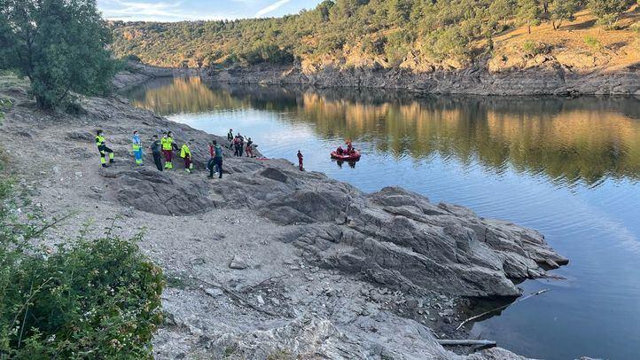 Desaparecido un joven de 23 años en el río Lozoya