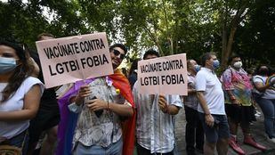 La marcha del Orgullo toma Madrid con la Ley Trans como protagonista pero sin carrozas