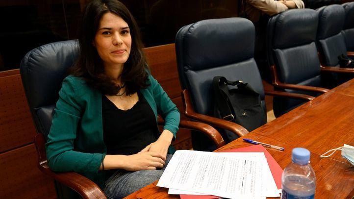 Isa Serra, en una imagen de archivo.