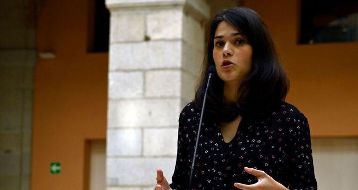 Isa Serra recurrirá a Estrasburgo la sentencia que ratifica su condena