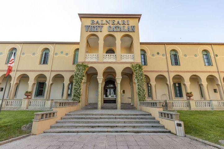 El Hotel Balneario Vichy Catalan preparado para un verano excepcional