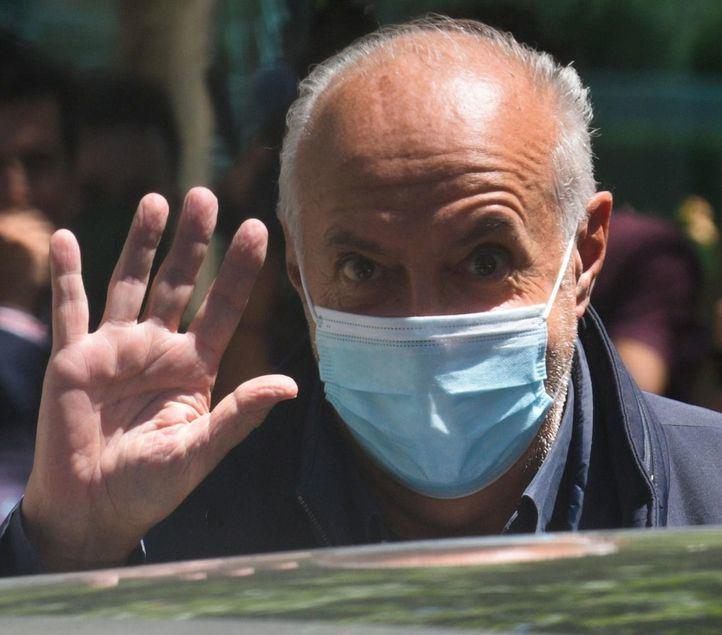 José Luis Moreno recurre la fianza de tres millones de euros para evitar la cárcel