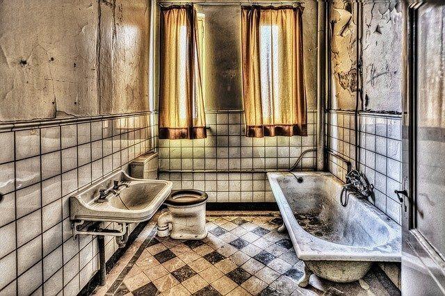 Tu viejo cuarto baño ya no puede esperar más…