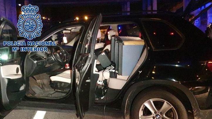 Cae una banda de aluniceros: 50 asaltos y un intento de homicidio en una peluquería