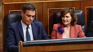 Sánchez se carga a Carmen Calvo y cesa a otros seis ministros socialistas