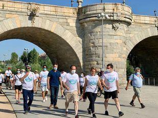 Abre la senda peatonal que une Madrid Río y el Parque Lineal del Manzanares