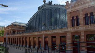 La remodelación de Atocha marcará la ampliación del Eje Prado-Recoletos hacia el sur