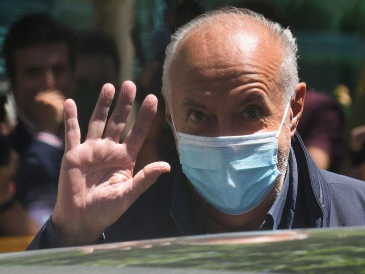 El juez prohíbe salir del país a José Luis Moreno mientras se comprueba si su aval hipotecario cubre la fianza