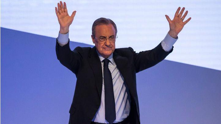 Florentino Pérez estudia acciones legales por la filtración de unos audios en los que critica a Raúl y Casillas