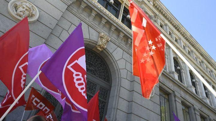 CCOO y UGT vuelven a unir fuerzas para pedir la subida del SMI y la derogación de la reforma laboral