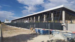 Obras del nuevo Centro Deportivo