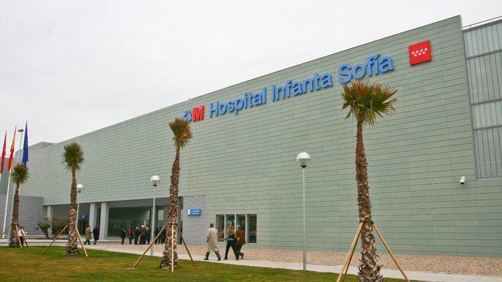"""Un sindicato médico denuncia el """"colapso total"""" de las Urgencias en el Hospital Infanta Sofía"""