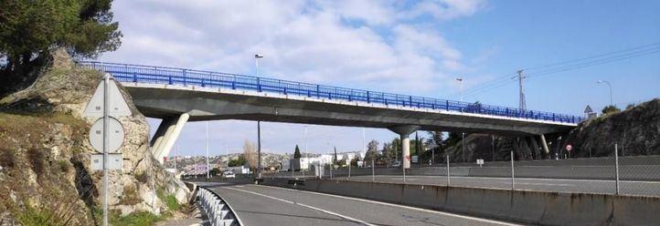 Cortes y desvíos en la A-6 en Torrelodones desde el sábado por los trabajos en un puente
