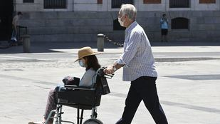 Se avecina calor: Madrid registrará temperaturas de 40ºC este fin de semana