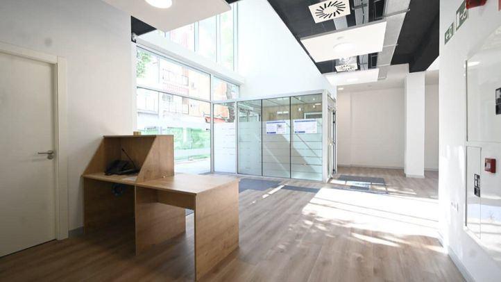 Finalizan las obras del nuevo centro de Servicios Sociales de Carabanchel