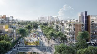 La Unión Europea selecciona Madrid Nuevo Norte como modelo para conseguir ciudades 100% sostenibles