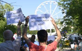 Segunda sanción grave a Mad Beach por infringir los horarios