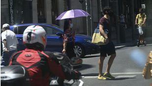 La semana estará marcada por el aviso amarillo por altas temperaturas