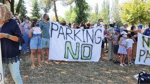 La suspensión del plan de parkings disuasorios sabe a victoria vecinal definitiva:
