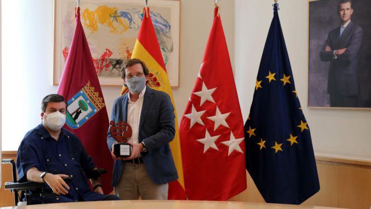 El Ayuntamiento de Madrid, premiado por fomentar la accesibilidad con los planes Adapta y Rehabilita