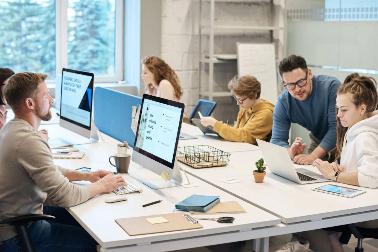 Una agencia de marketing online que ofrece las mejores soluciones