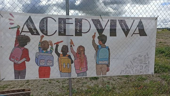 Movilización de Acepviva