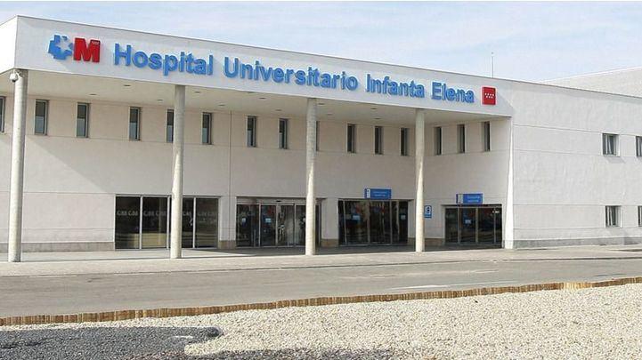 Instalaciones del Hospital Infanta Elena en Valdemoro
