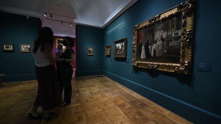 Exposición 'Tormento y devoción' en el Museo Sorolla